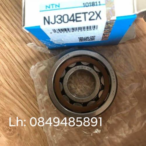 Vòng bi - Bạc đạn NTN NJ 304ET2X